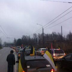 Имперский Автопробег прошёл в Иваново