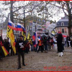 В Бельгии прошёл 2-й Русский Марш