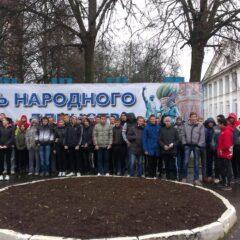 Русский марш прошёл во Владимире