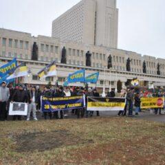 В Омске прошёл лучший Русский Марш за все прошлые годы
