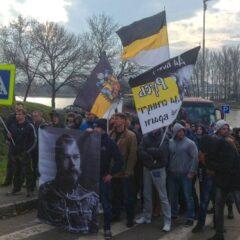 В Ярославле прошёл Русский Марш
