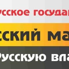 Методическое пособие для националистов из небольших городов: Как провести митинг или пикет к Русскому Маршу