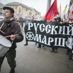Русскому Маршу в Екатеринбурге нужен барабанщик