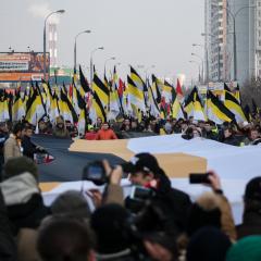 Фотоархивы Русского Марша 2014