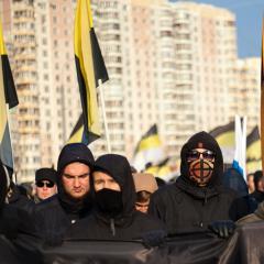 Первый Русский марш — как это было