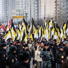 Запись в Рабочие Комиссии при ЦентрОргКомитете Русского Марша