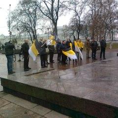 В Вологде состоялся Русский Марш не смотря на запрет