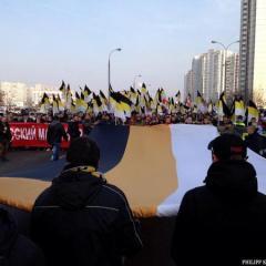 Состоялся 10-й Русский Марш