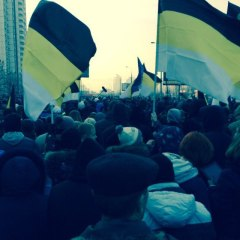 Фоторепортаж с Русского Марша в Хабаровске
