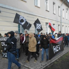 В Туле состоялся «Русский марш»