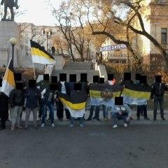 Во Владивостоке состоялся Русский Марш