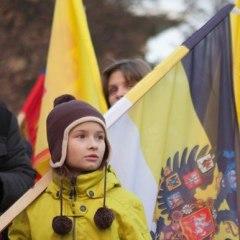 Русский Марш в Белгороде захватили сторонники Новороссии