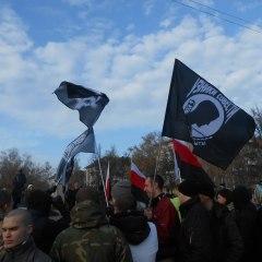В Туле Русский Марш прошёл под лозунгом «Национал-социализм наше будущее». Фоторепортаж