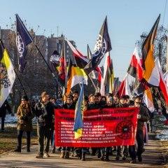Русский марш Ульяновск 2014