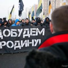 Жулики и воры хотят украсть у националистов Русский Марш