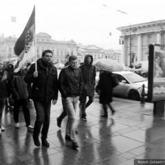 Русский Марш прошёл в Санкт-Петербурге!