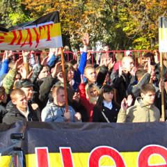 Русский Марш 2015 Волгоград