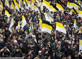 Власти РФ заблокировали инфоплощадку Русского Марша в Вконтакте