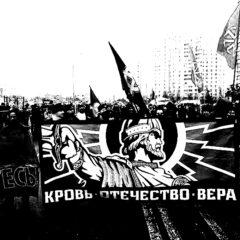 Комитету «Нация и Свобода» запретили разворачивать оппозиционные банеры на Русском Марше