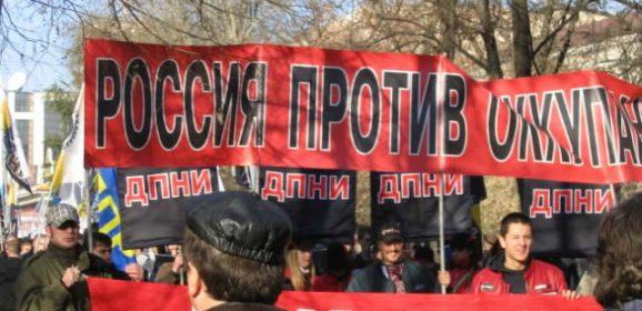 Интервью с одним из первых организаторов Русского Марша Алексеем Михайловым