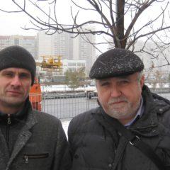 Соратник Парнас, поддержанный националистами на выборах, пришёл на Русский Марш