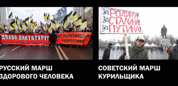 Заявление ЦентрОргКомитета Русского Марша. О том, что не может считаться Руссским Маршем
