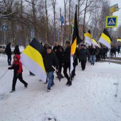 Русский Марш прошёл в Вологде