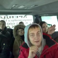 Русские националисты из Кемерово схвачены при попытки прорваться на Русский Марш в Новосибирске