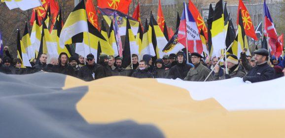 Русский Марш: «Долой оккупацию!». Москва 2016. Фотообзор колонн.