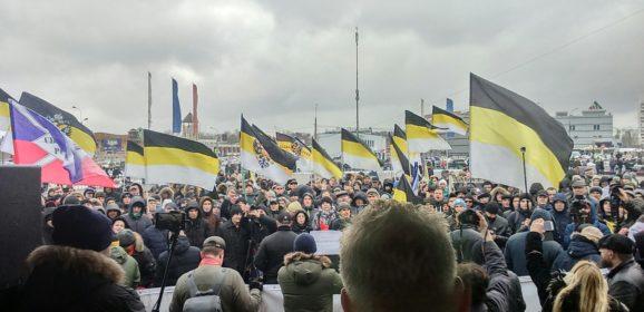 Русский Марш 2016. Лучшее видео от Комитета НС