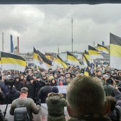 РУССКИЙ МАРШ 2016. 17 РЕГИОНОВ. ФОТООБЗОР