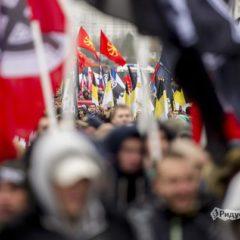 Приветственное слово политэмигрантов к Русскому Маршу 2016