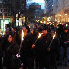18 февраля состоится ежегодное шествие болгарских националистов «Луков Марш»