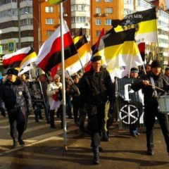 Русский Марш «За отставку Путина и его Правительства» в Екатеринбурге