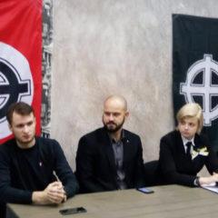 Конференция, посвящённая подготовке и проведению Русского Марша 2017