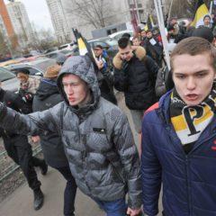 Русский Марш 2017 в регионах