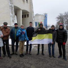 В Вологде состоялся Русскйи Марш «За отставку Путина и его Правительства»