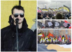 Экс-секретарь оргкомитета Русского Марша Москвы сбежал из-под ареста