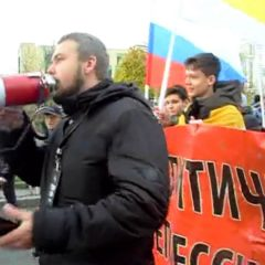 Русский Марш 2018: «Русские вымирают, мигранты заселяют»