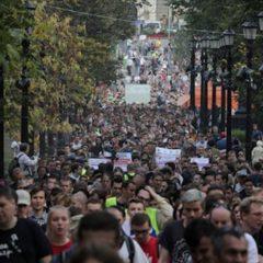 В Саратове началось согласование Русского Марша