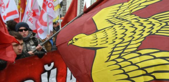 Русский Марш 2019: Колонна Комитета «Нация и Свобода»